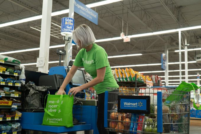 Walmart Canada Rolls Out Nationwide Grocery Delivery Through