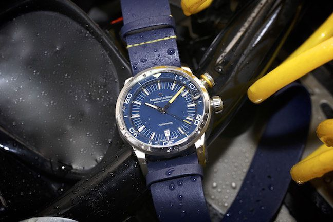Affordable Watches: Meet the Maurice Lacroix Pontos S Diver Blue Devil Limited Edition Watch