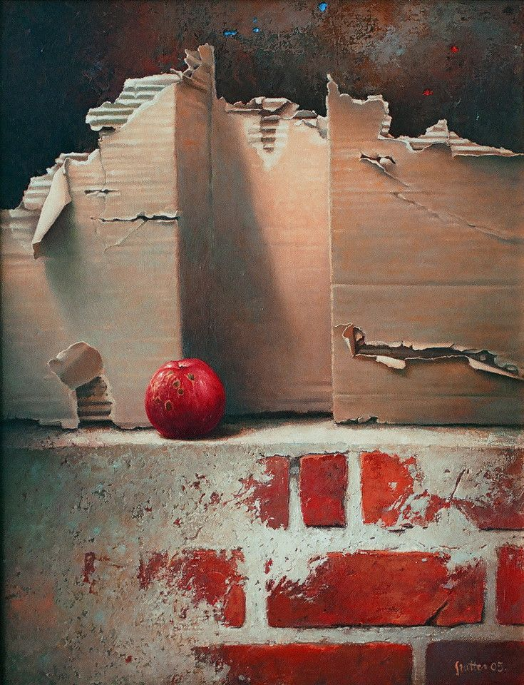 Edward Szutter (oil painting)