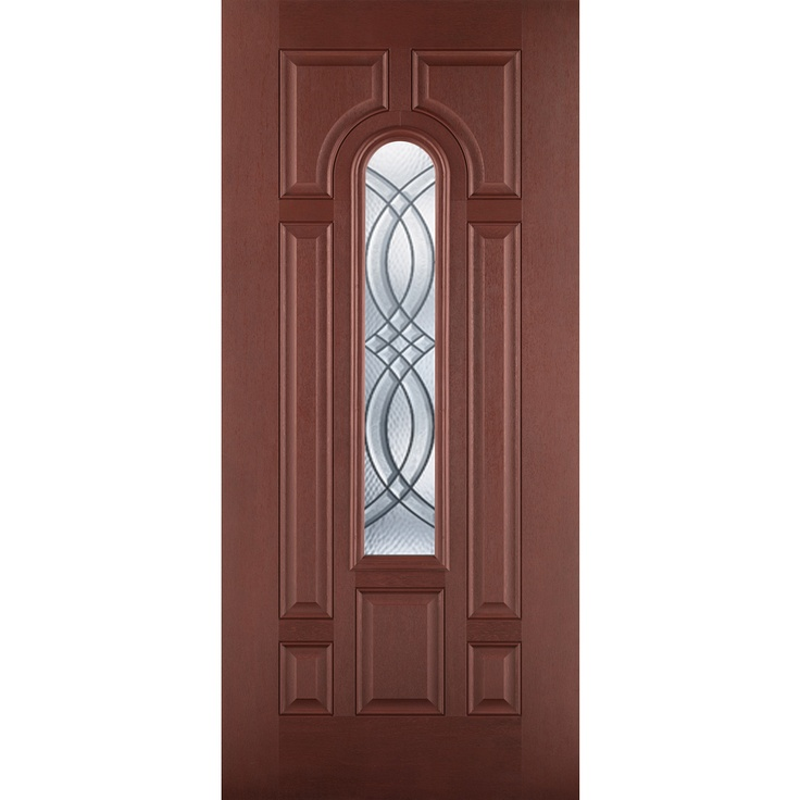 17 best images about front doors on pinterest exterior for Lowes exterior doors