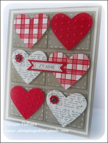 Carte de St-Valentin