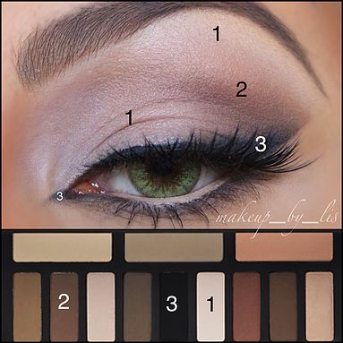 Makeup by Lis Puerto Rico Makeup Artist and Beauty Blog | Kat Von D Shade + Light Eyeshadow Palette Makeup Look & Review