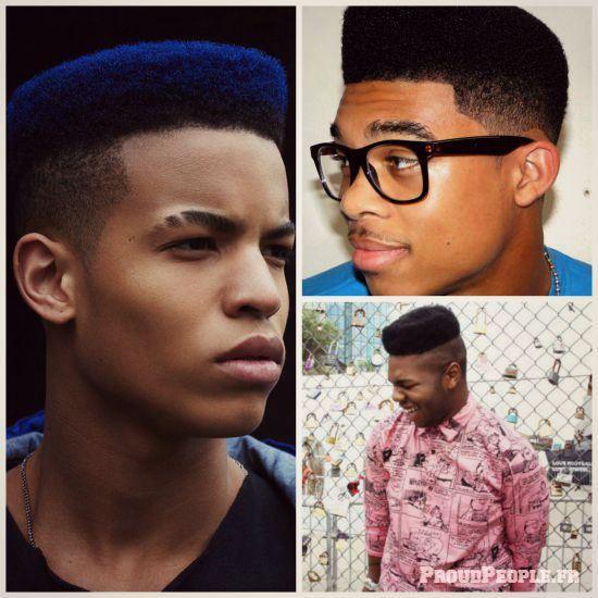 Les 25 meilleures id es concernant coupe afro homme sur pinterest haircut black man coiffure - Coupe afro garcon ...