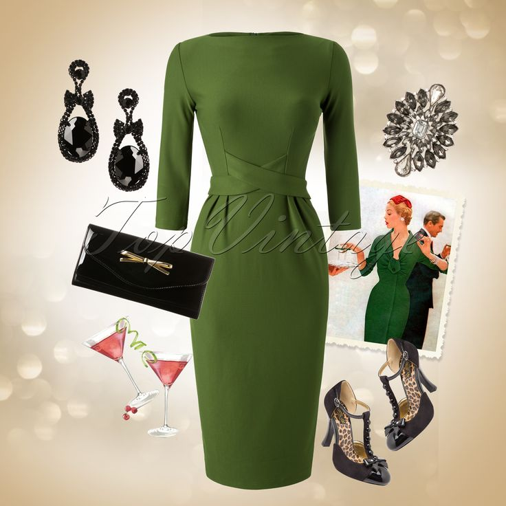 Are you looking for the real Mad Men look? Well this is it!