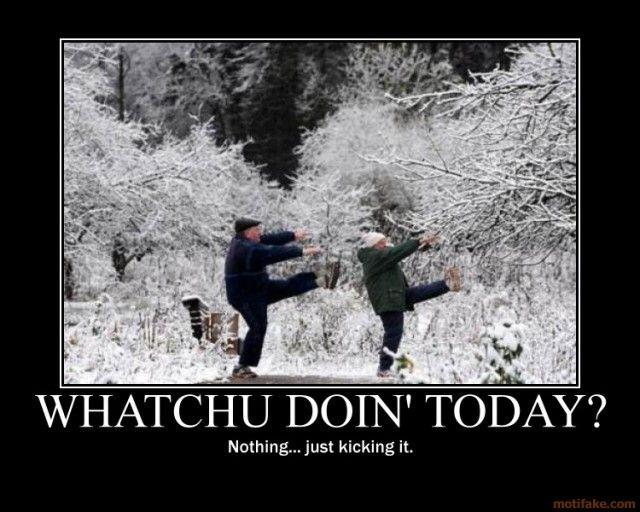 Funny Meme Inspirational : Whatchu doin memes office motivational meme funny