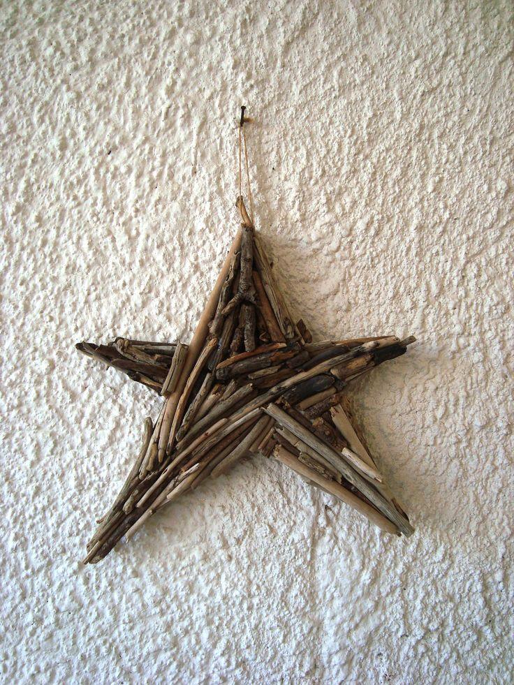 Driftwood Star!