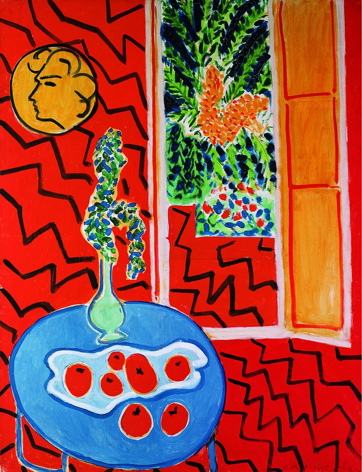 17 best images about matisse interiors on pinterest for Matisse fenetre a tahiti