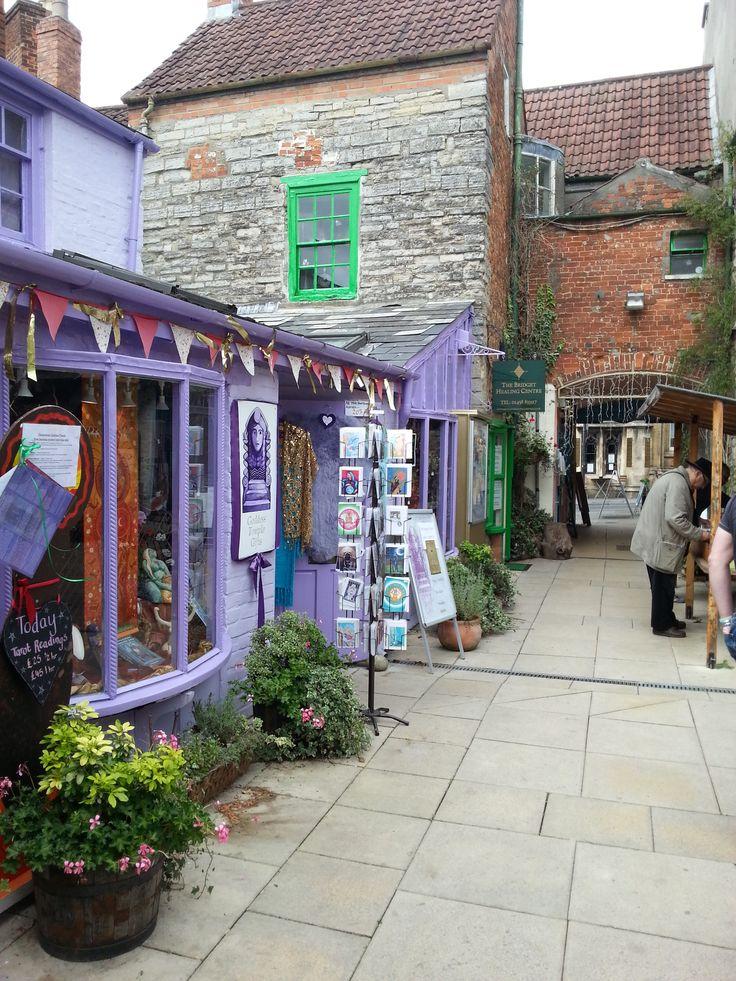 Glastonbury, città esoterica del Regno Unito! #viaggi #ontheroad