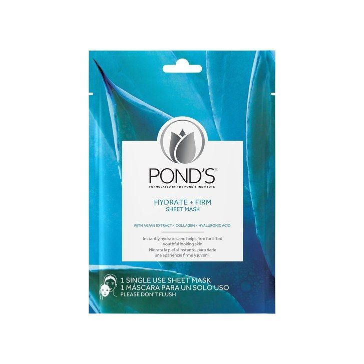 Pond's Hydrating Sheet Masks    Few skin-care products are as iconic as this brand's cold cream, but we're willing to bet these sheet masks will give even the OG makeup remover a run for its money. Available in two hydrating formulas, glowing and firming,