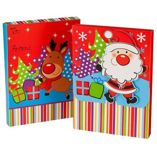 DVD Gift Boxes - 2 pack | Poundland
