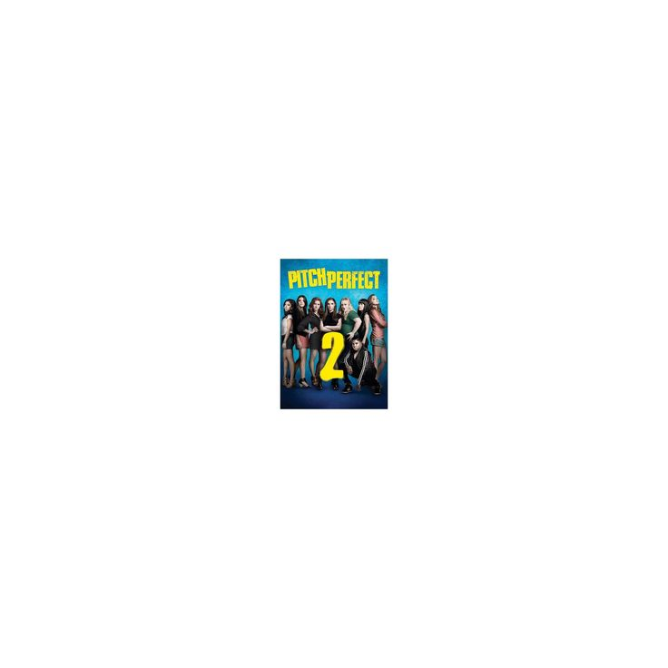 Pitch Perfect 2 (Dvd), Movies