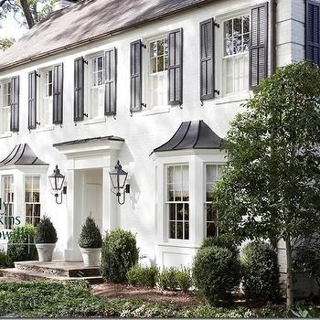 Father Of The Bride Style House Traditional Home Exterior Emily Followill Photography