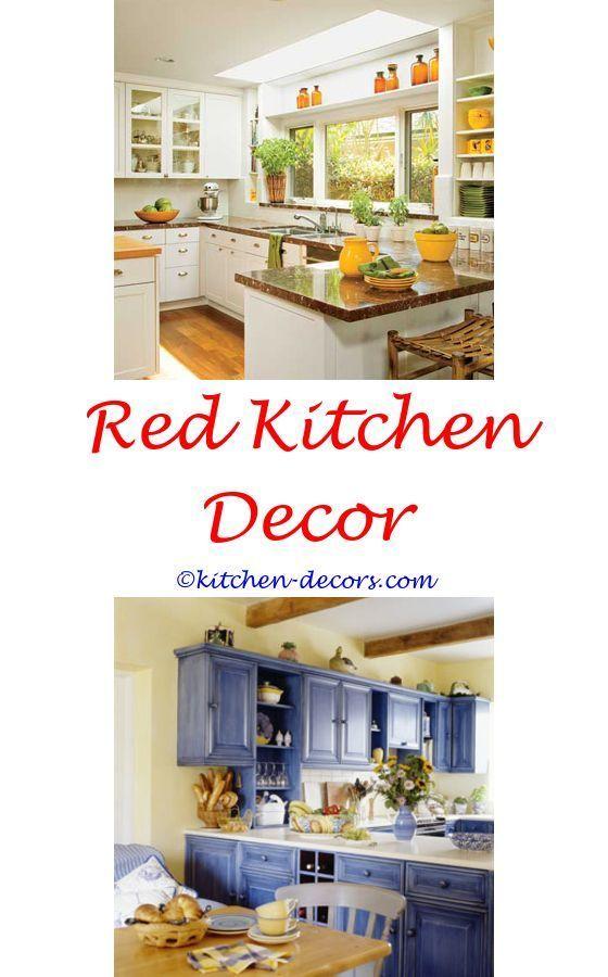 redkitchendecor country western kitchen decor - decorative kitchen