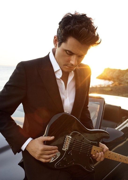 John Mayer's photoshoot with Peggy Sirota  p.2 : JohnMayer