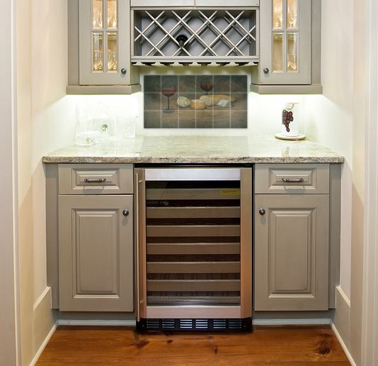 60 best images about small home wet bar in family room on for Home wet bar plans