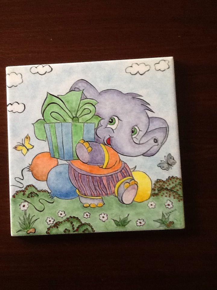 Sevimli fil