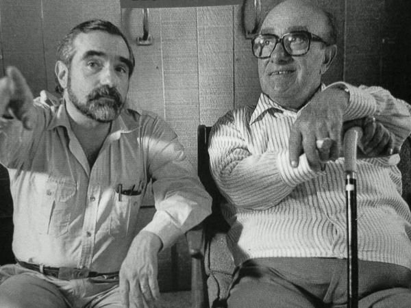 Martin Scorsese direct his father Luciano Charles Scorsese in Goodfellas