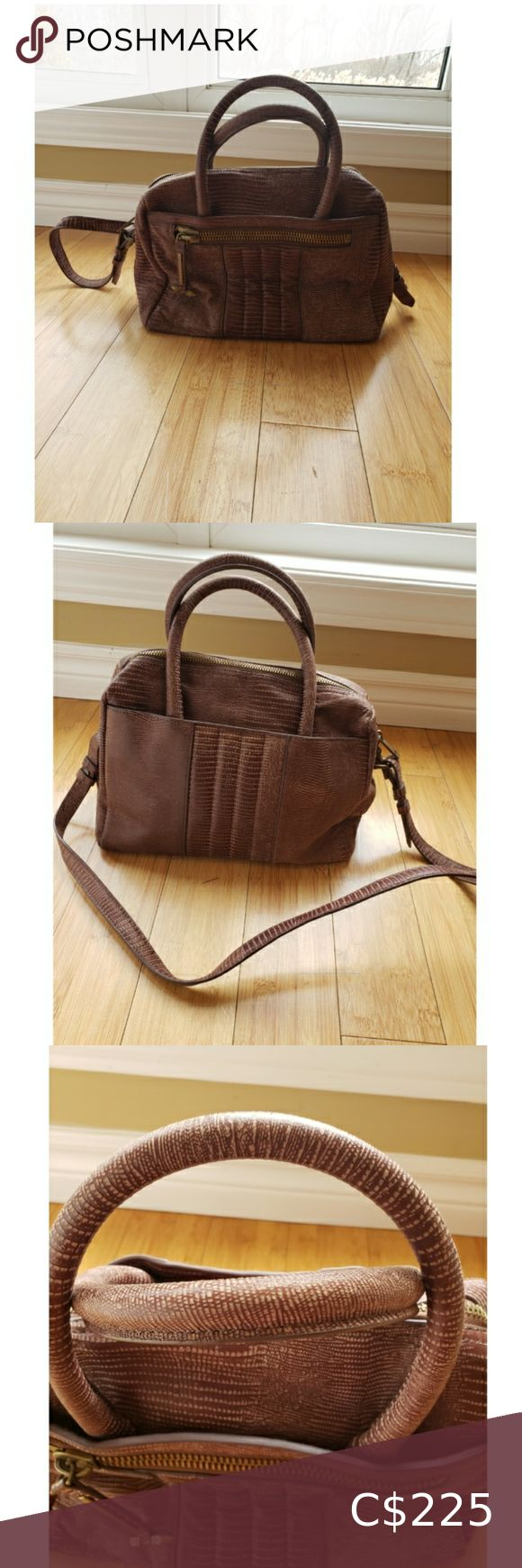 Michael Kors Grey Leather Bag   Grey leather bags