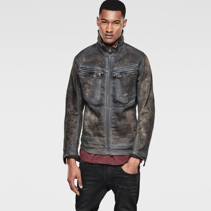 g star raw men arc zip 3d slim jacket dk. Black Bedroom Furniture Sets. Home Design Ideas