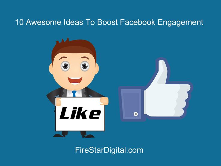 Do you want to boost your Facebook engagement? Stuck for ideas on what to post? Get more likes, comments and shares with these 10 awesome Facebook tips.