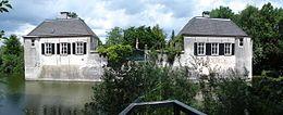 Het Kasteel van Oijen lag ten oosten van het Noord-Brabantse dorp Oijen.(1361).