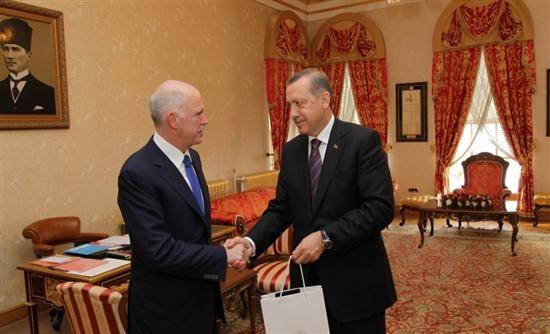 Γ.Παπανδρέου: Θετική εξέλιξη η πρόθεση της Τουρκίας για τη Χάλκη