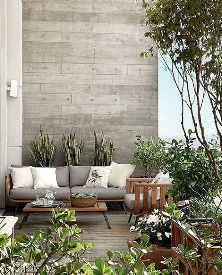 Balcony bliss
