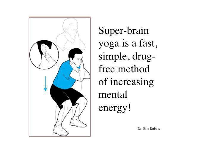 Super-brain Yoga | Living with Fibromyalgia | Pinterest