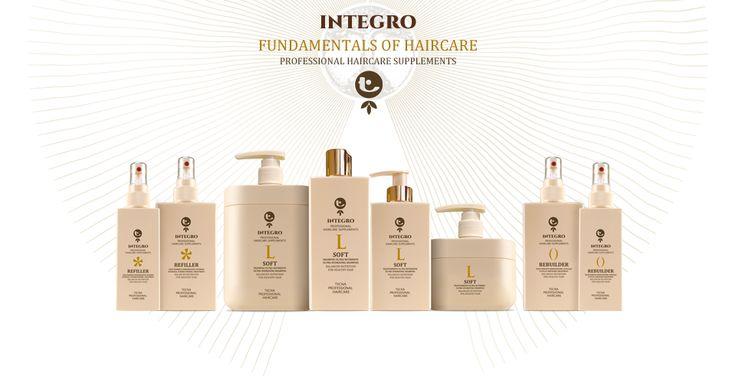 Integro Soft - Linea per capelli Grossi e Rigidi, apporta estrema morbidezza e flassibilità