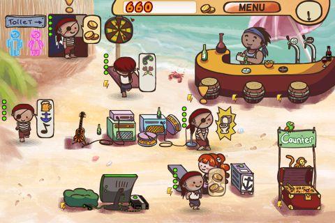 Screenshot of Barrr - Firedroid.net