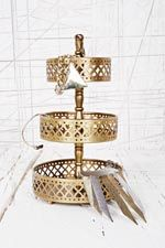 Three Tier Jewellery Stand at Urban Outfitters