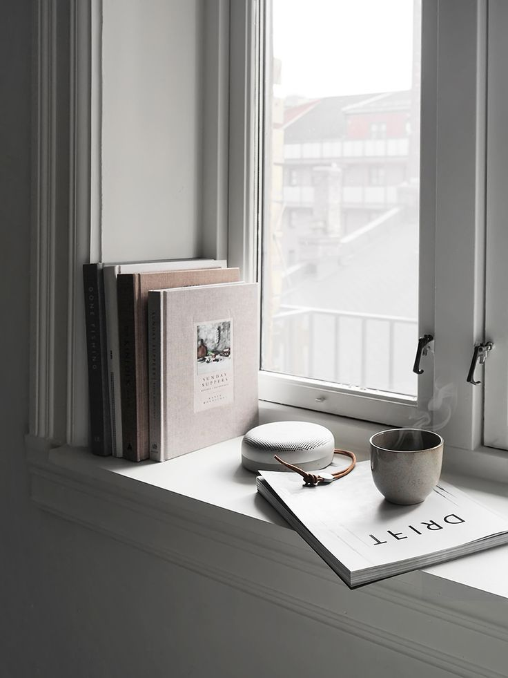 Windowsill styling by Only Deco Love