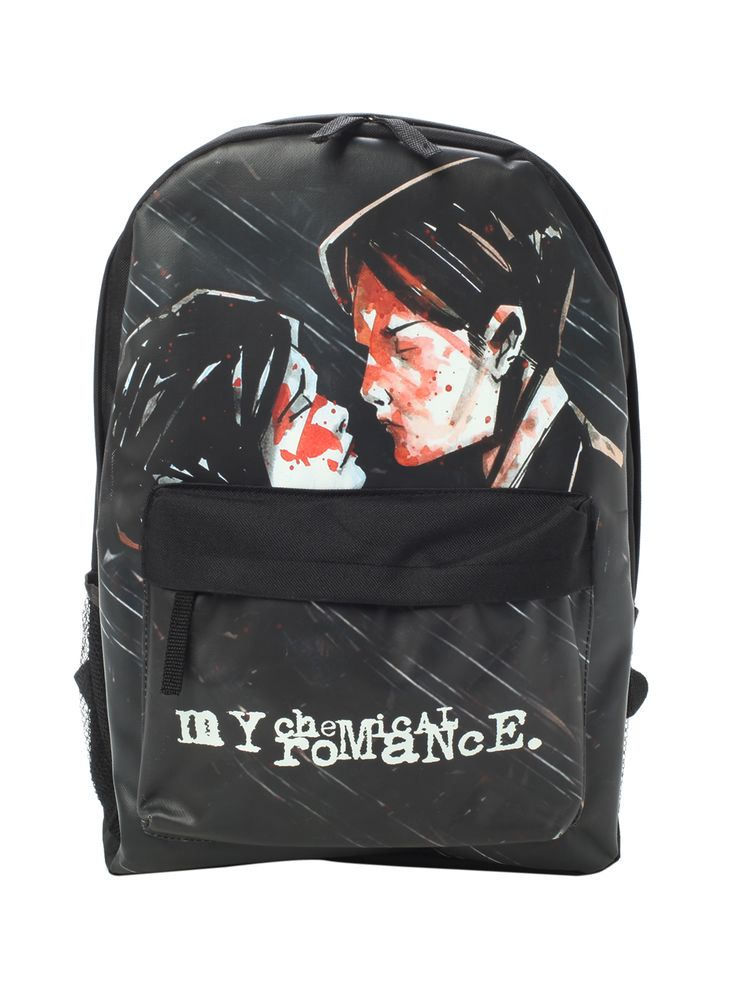 MCR's got your back. I NEED THIS
