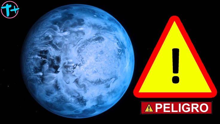 los 5 planetas mas espeluznantes según la NASA | T mas