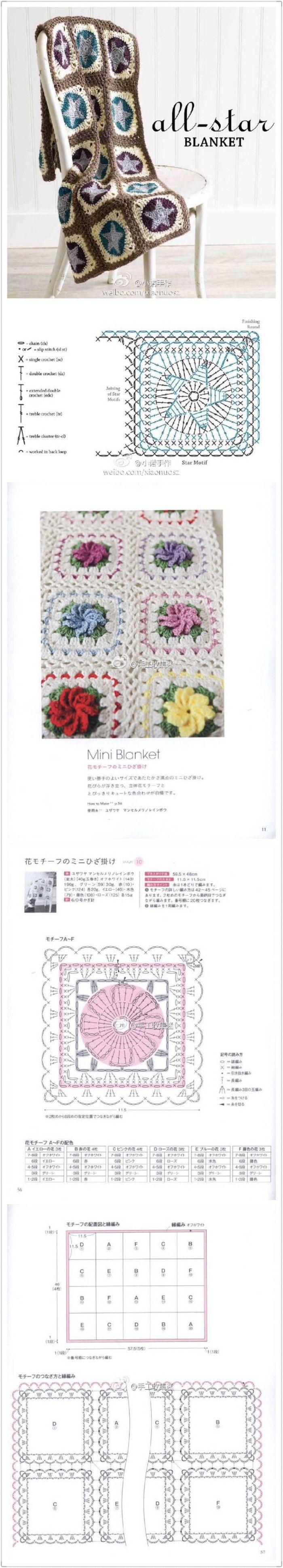 75 best Trapillo images on Pinterest | Crochet granny, Crochet ...