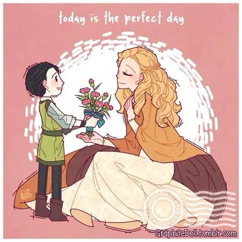 Loki and Frigga