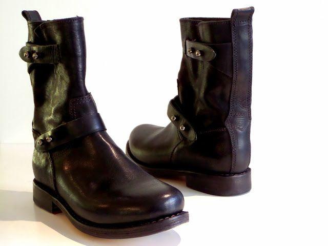 Rag & Bones Moto Boots
