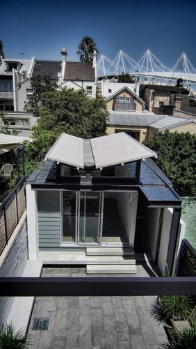 Paddington Butterfly House - contemporary - exterior - sydney - Michelle Walker architects