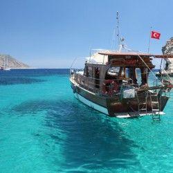 Full Day KALKAN Boat trip / PRIVATE GULET CRUISES | Holidays in Kalkan Kas Fethiye Turkey