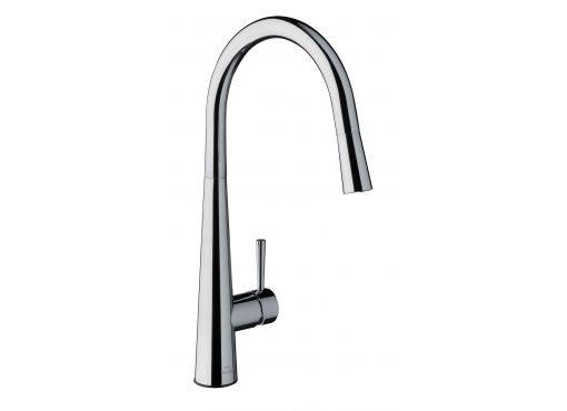Nuova Calare Pull-Out Sink Mixer - Mainly Bathrooms