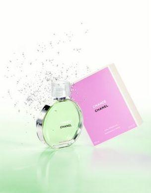 Chance Eau Fraiche Chanel perfume - a fragrance for women 2007