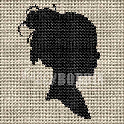 Cameo Cross Stitch FREE