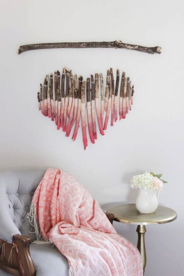 25 ideas para decorar paredes simples y geniales.   #decorar #paredes #decoración #diy #creatividad
