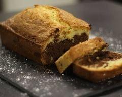 Gâteau marbré facile et rapide - Une recette CuisineAZ