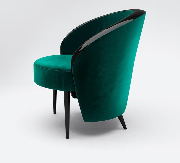 Emerald Chair