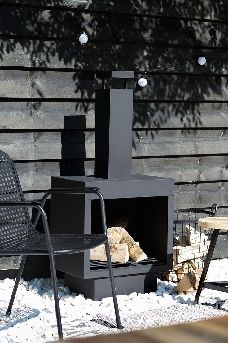 + #fireplace #outdoor