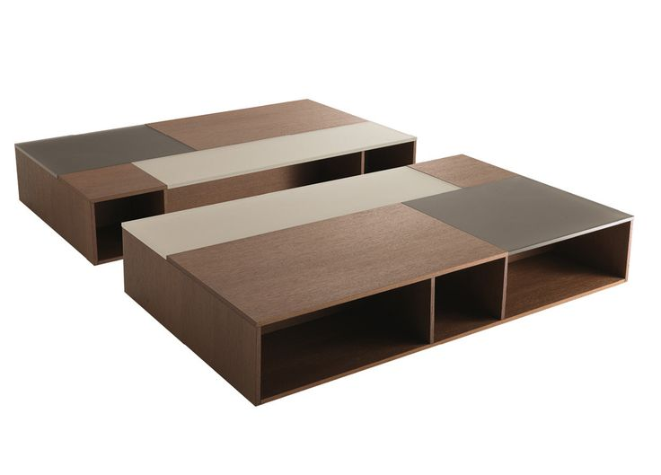 Jesse Prive Coffee Table | Modern Furniture | Modern Coffee Tables