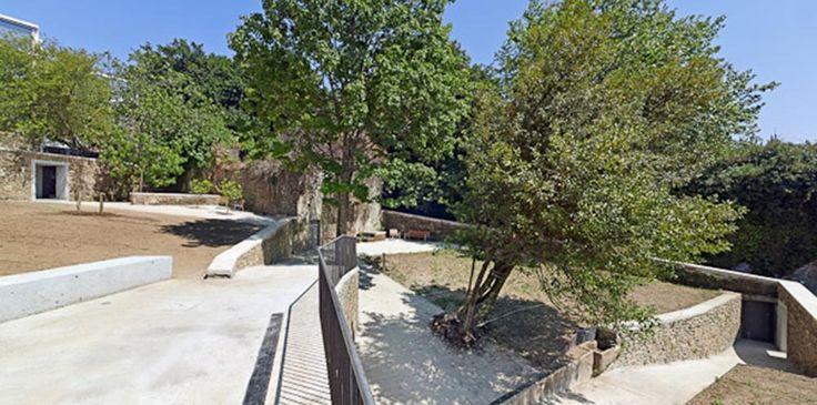 Abalo Alonso arquitectos_Hortas de Caramoniña, Santiago de Compostela, Espanha