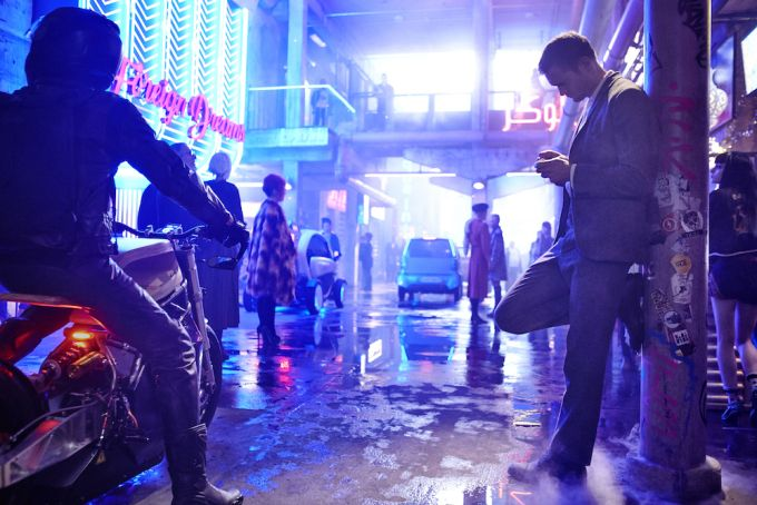 Watch the first trailer for Mute a futuristic thriller from Duncan Jones
