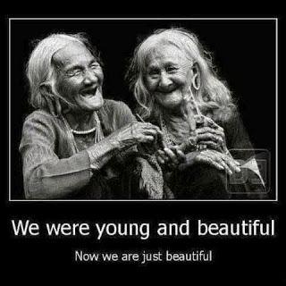 'We waren jong en mooi, nu zijn we alleen nog maar mooi' - SheNerd